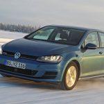 Preview Volkswagen Golf 7 Bluemotion 2013