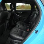 Volvo V40 D2 R-Design achterbank