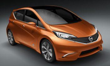 Nissan plant Golf rivaal 2014