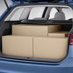 Bagageruimte Volkswagen Golf 7 Variant 2013