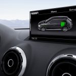 MMI Audi A3 e-tron