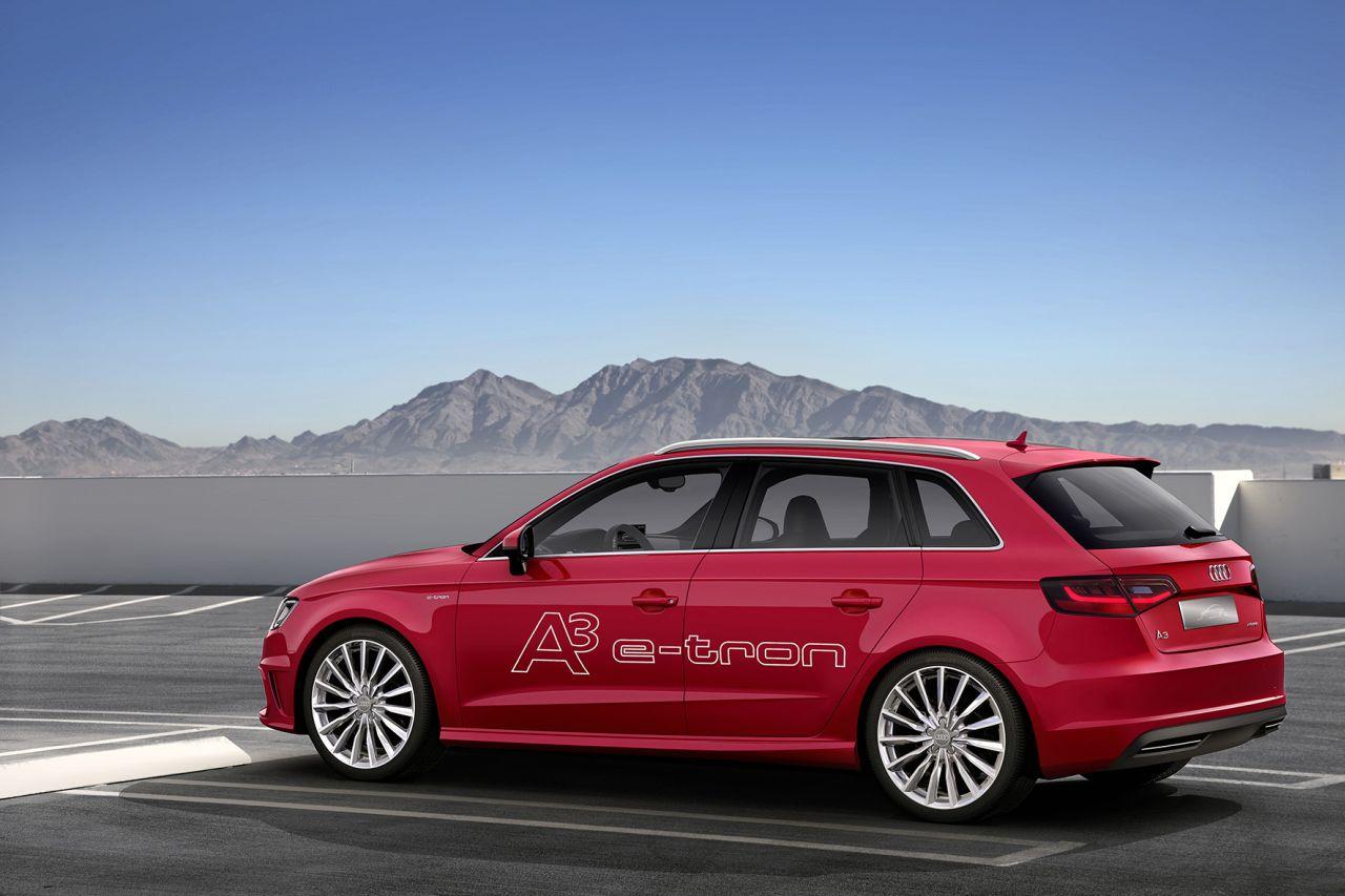 Audi A3 E Tron Carblogger