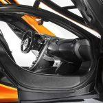 Dashboard McLaren P1 2014