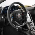 Stuurwiel McLaren P1 2014 interieur
