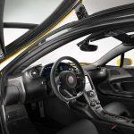 McLaren P1 2014 interieur