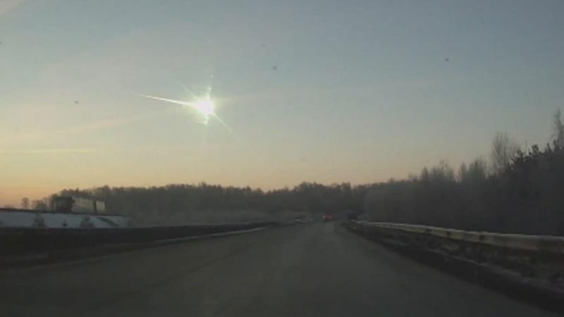 Meteoriet Rusland