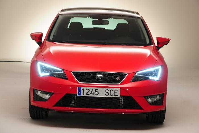 Seat Leon Sc Voorkant Carblogger