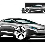 2015 VW Scirocco volgens designstudent