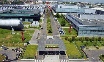 Ferrarifabriek Maranello