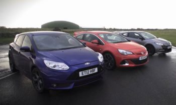 Focus ST Megane RS Astra OPC