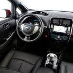 Interieur Nissan Leaf 2013