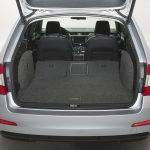 Bagageruimte Skoda Octavia III 2013 Combi met neergeklapte achterbank biedt 1740 liter inhoud
