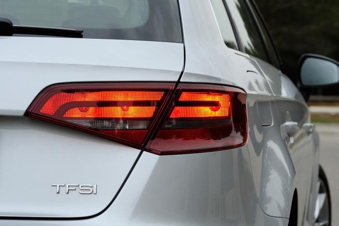 Achterlicht Audi A3 Sportback 1 4 Tfsi Carblogger