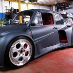 Fiat 500 met Lamborghini V12