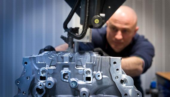 Opel engine development