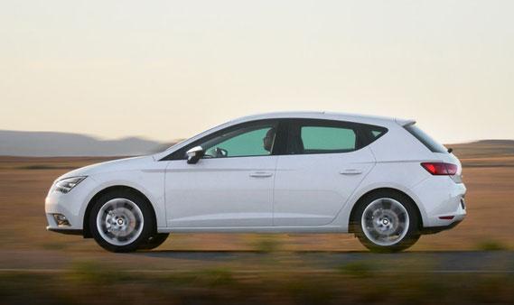 Seat leon ecomotive tdi met 14 bijtelling te bestellen for Garage seat fains veel