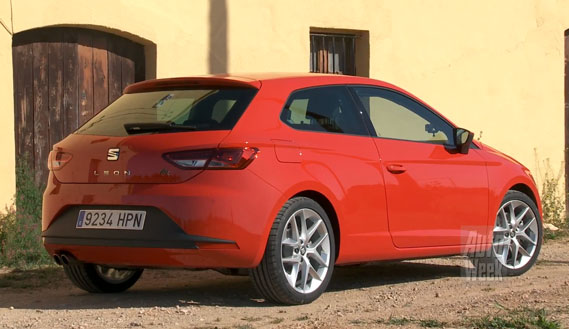 test seat leon sc fr 1 8 tfsi carblogger. Black Bedroom Furniture Sets. Home Design Ideas