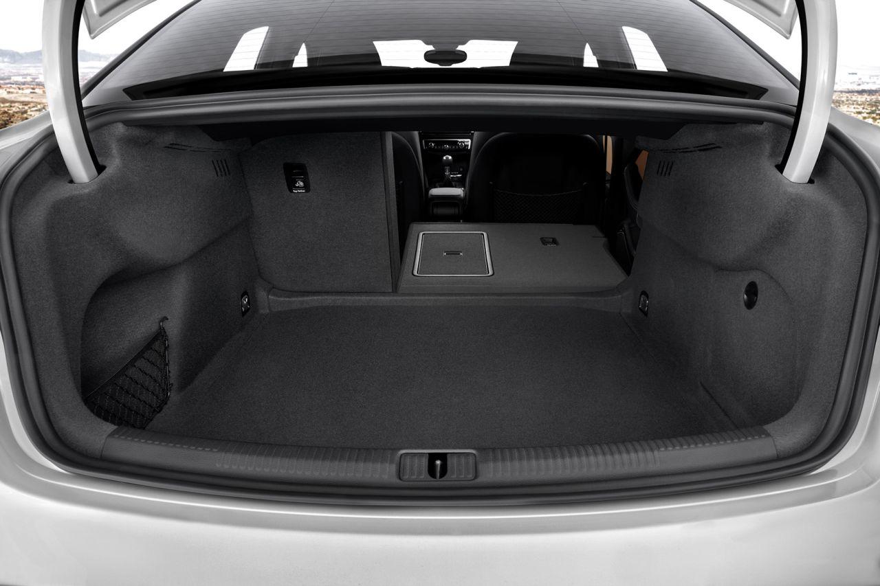 Bagageruimte Audi A3 Limousine Carblogger