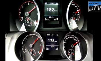 Volkswagen Golf 6 GTD vs Golf 7 TDI