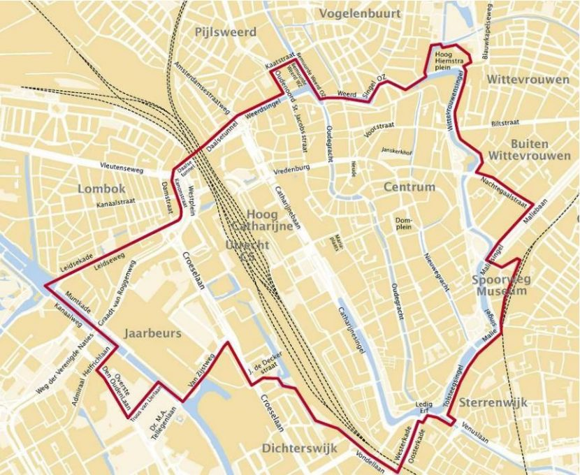 Milieuzone Utrecht