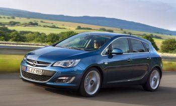 Opel Astra 5 deurs nu ook met 1.6 SIDI Turbo