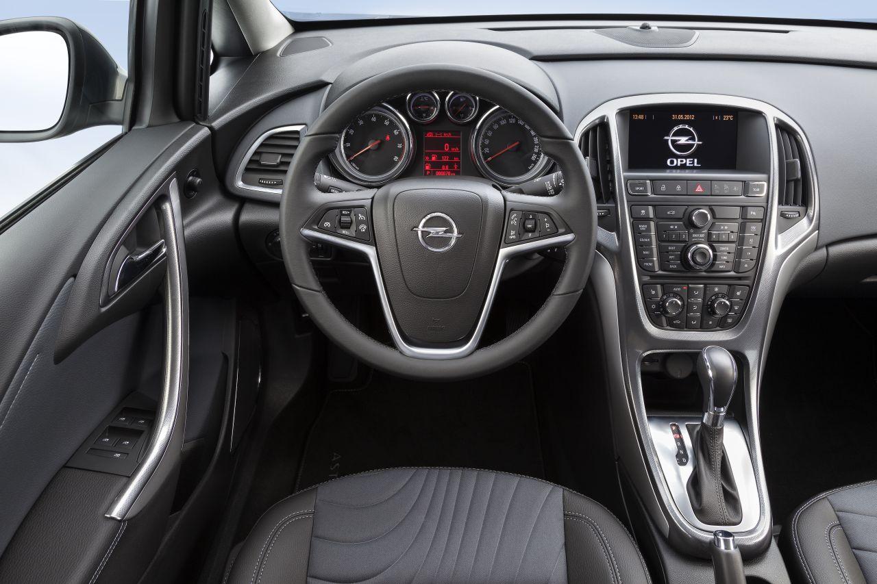Opel Astra Sports Tourer Cdti Presteert Uitstekend In