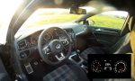 Volkswagen Golf 7 GTI Performance top speed