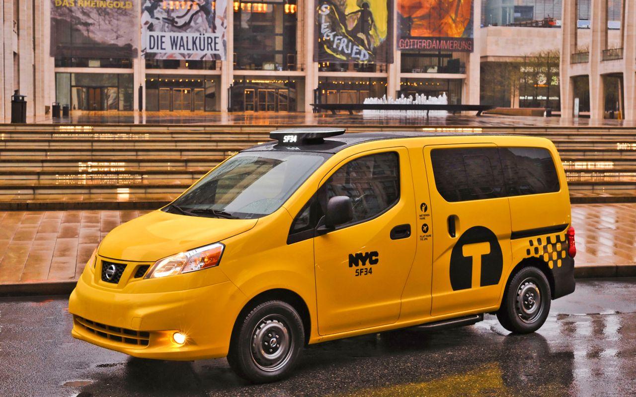 new york's nieuwe taxi ondergaat laatste evaluatie