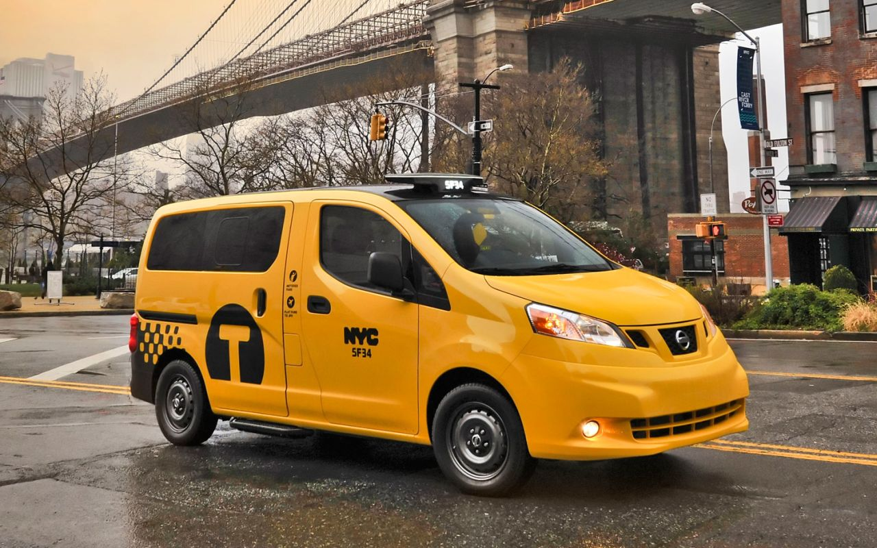 2014 nissan nv200 taxi carblogger. Black Bedroom Furniture Sets. Home Design Ideas