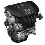 SkyActiv motor Mazda 3 2014
