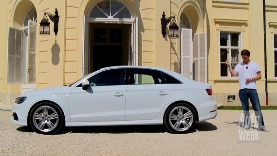 rij impressie audi a3 limousine 2 0 tdi carblogger. Black Bedroom Furniture Sets. Home Design Ideas