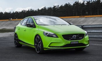 Volvo V40 Cross Country T5 Heico