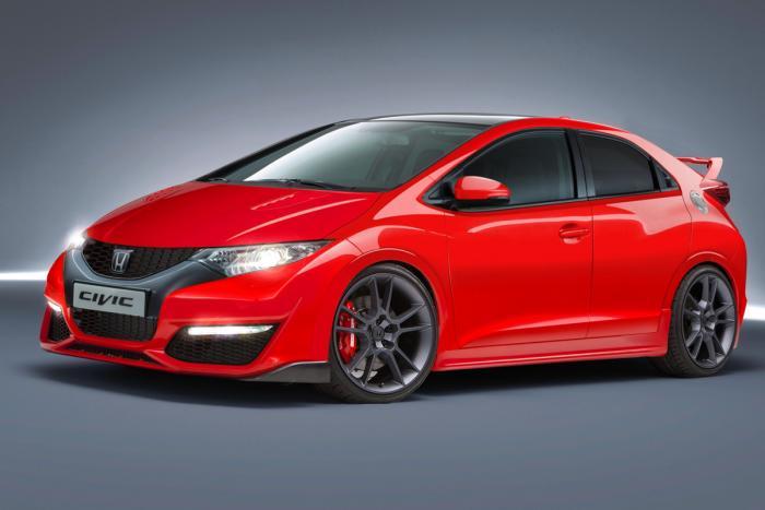 Lease Honda Civic Nieuwe Honda Civic Type R komt in 2015 | CARBLOGGER