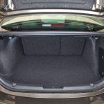 Bagageruimte Mazda 3 sedan 2014