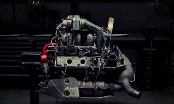 Porsche 3.2 boxer motor