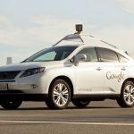Google's zelfrijdende Lexus RX450h