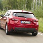 Mazda 3 Rusland