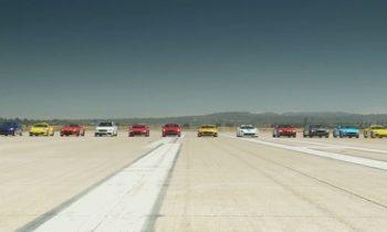 Motortrend dragrace 2013