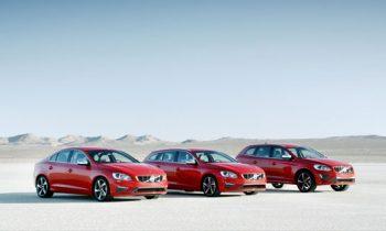 Volvo S60, V60 en XC60
