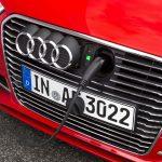Oplaadstekker Audi A3 Sportback e-tron