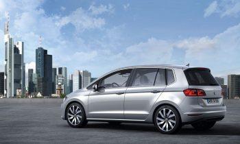 De nieuwe Volkswagen Golf Sportsvan