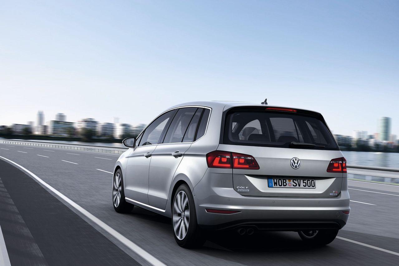 De Nieuwe Volkswagen Golf Sportsvan Carblogger