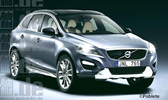 Gaat de nieuwe Volvo XC40 er zo uit zien?