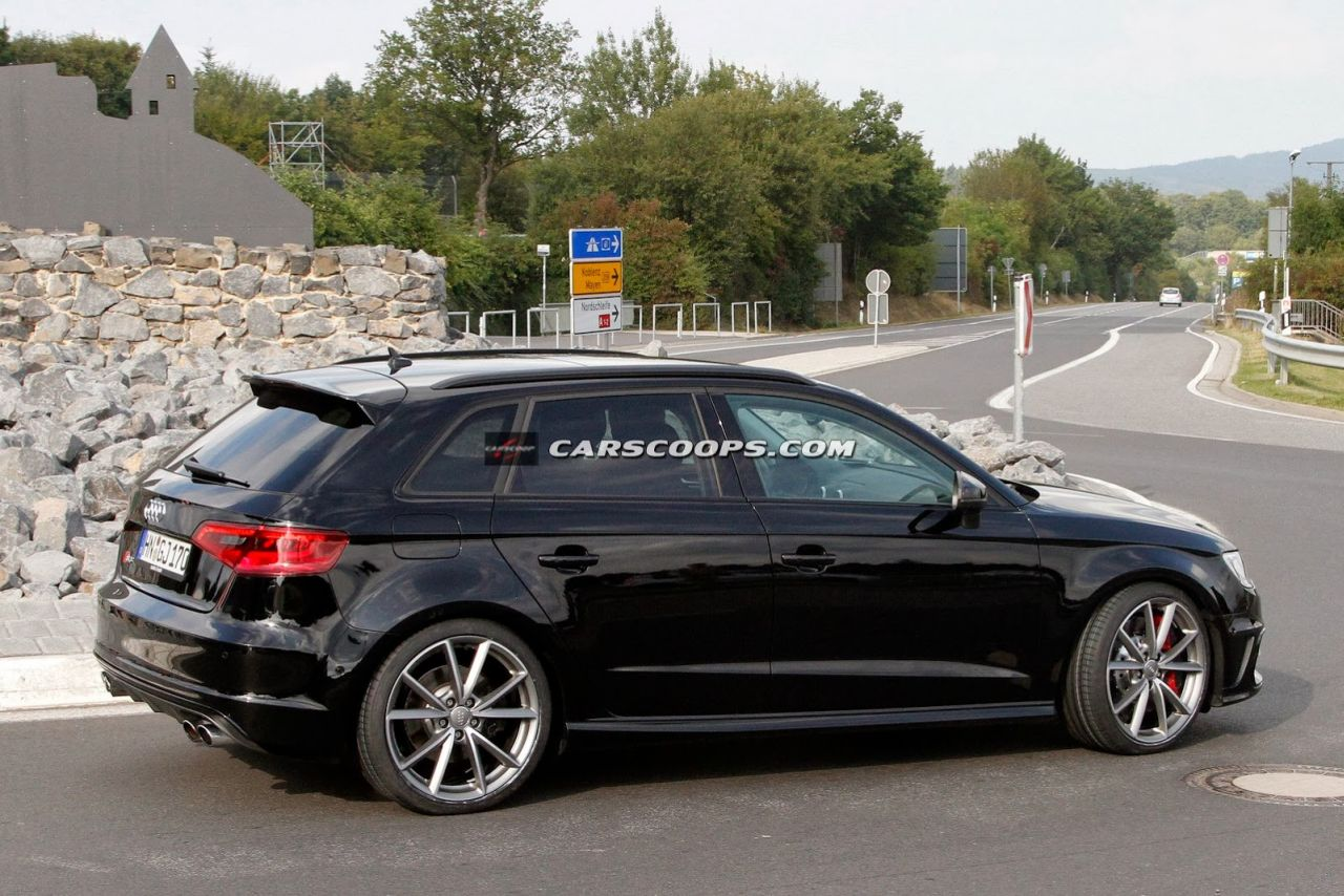 test audi hier de nieuwe rs3 sportback carblogger. Black Bedroom Furniture Sets. Home Design Ideas