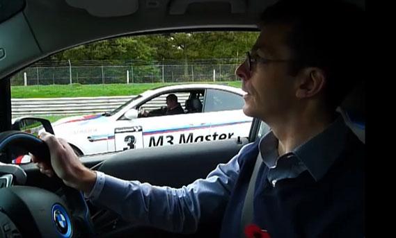 BMW i3 vs M3