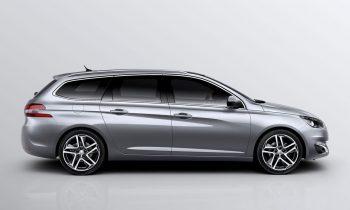 2014 Peugeot 308 SW