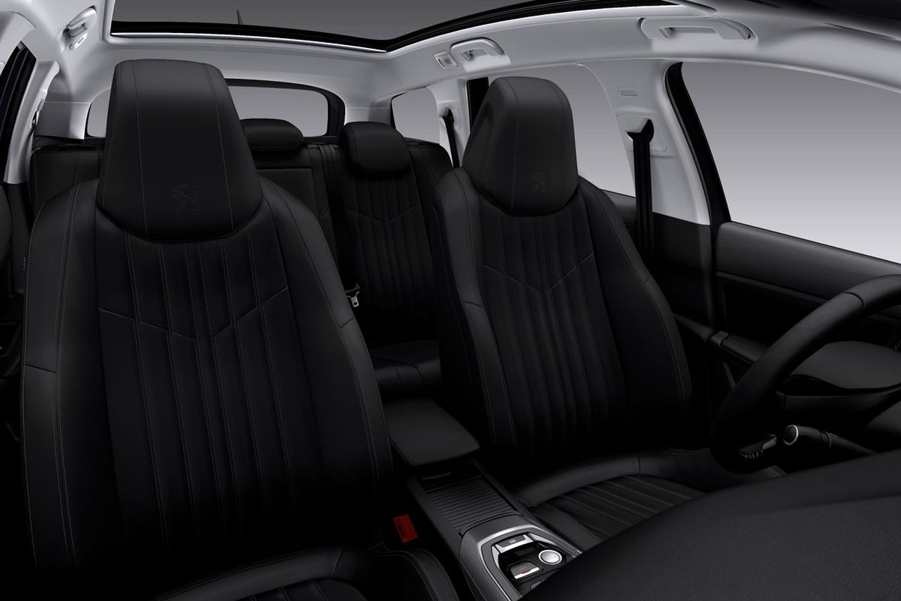 interieur 2014 peugeot 308 sw carblogger. Black Bedroom Furniture Sets. Home Design Ideas