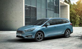 Ford Focus Wagon modeljaar 2015