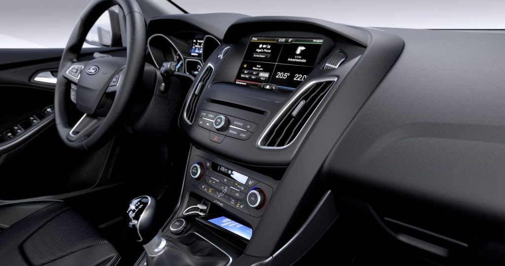 interieur ford focus modeljaar 2015 carblogger 2017