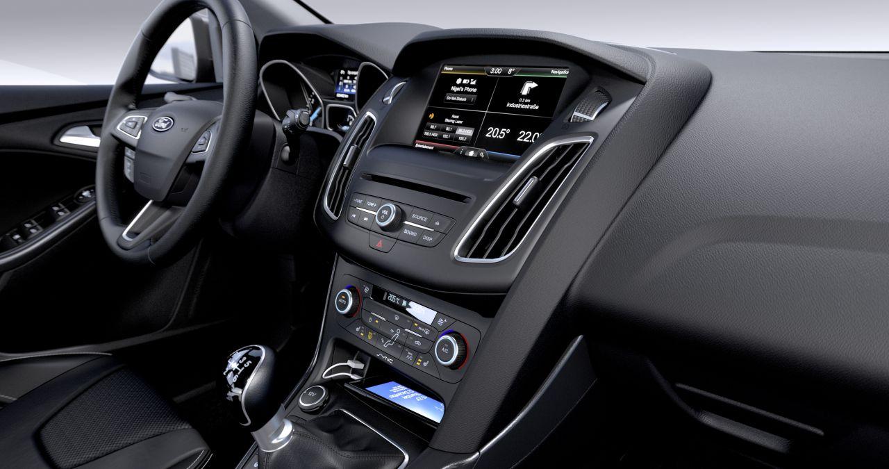 nieuwe ford focus laat zich zien my2015 carblogger